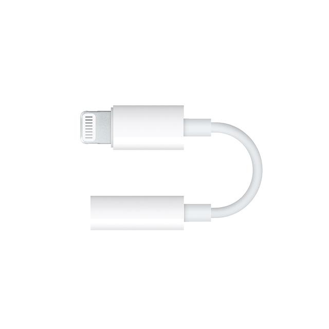 Lightning轉3.5mm耳機轉接線